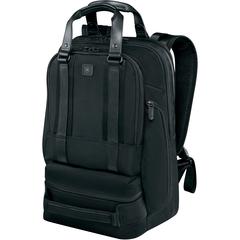 Рюкзак Victorinox Lexicon Professional Bellevue, черный, 30x19x46 см, 26 л