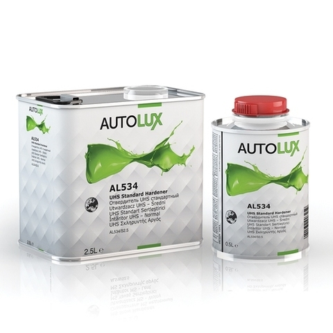 Autolux Отвердитель для лака  UНS стандарт 0,5л