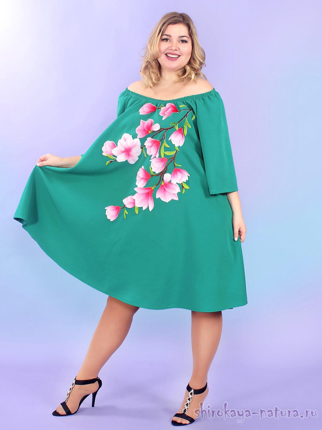 Платье Кокетка Сакура
