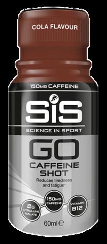 SIS GO Caffeine Shot кофеин шот, Кола, 60 мл.