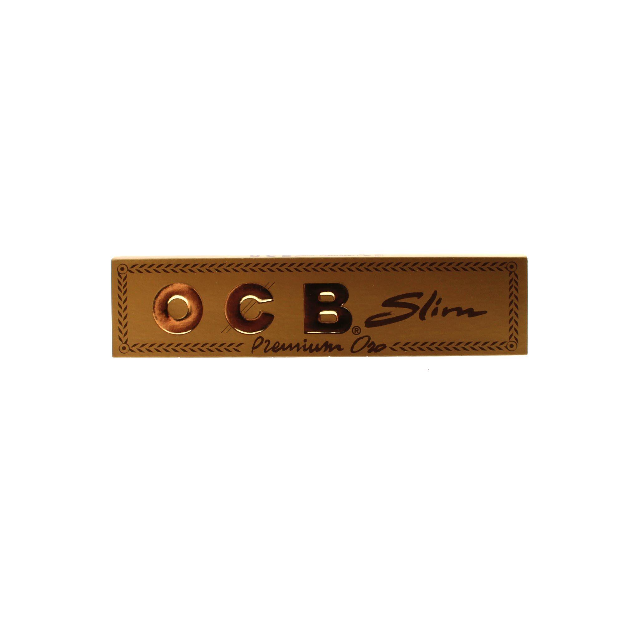 Сигаретная бумага OCB Premium 1 1/4 78mm 50 листов