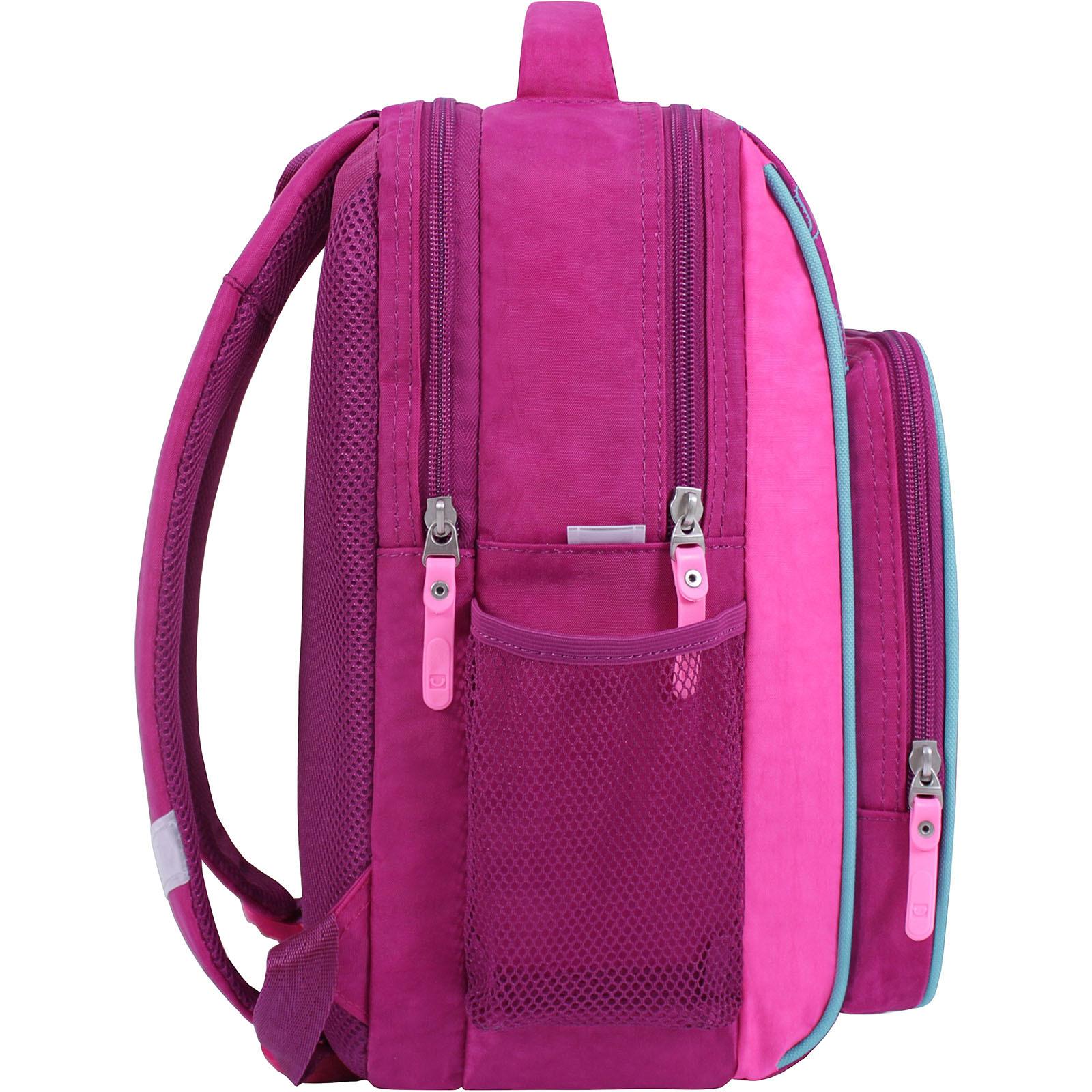 Рюкзак школьный Bagland Школьник 8 л. малиновый 617 (0012870) фото 2