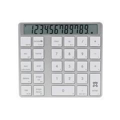 Цифровой блок XtremeMac Bluetooth Numpad Calculator с экраном