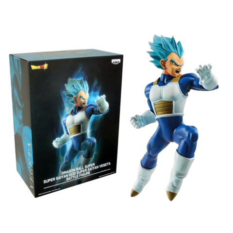 Фигурка Dragon Ball Super Saiyan God Vegeta