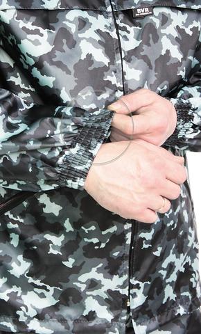 Костюм ветро влаго защитный Альфа серый КМФ