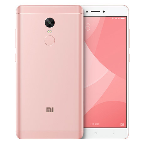 Xiaomi Redmi Note 4X 16GB Pink