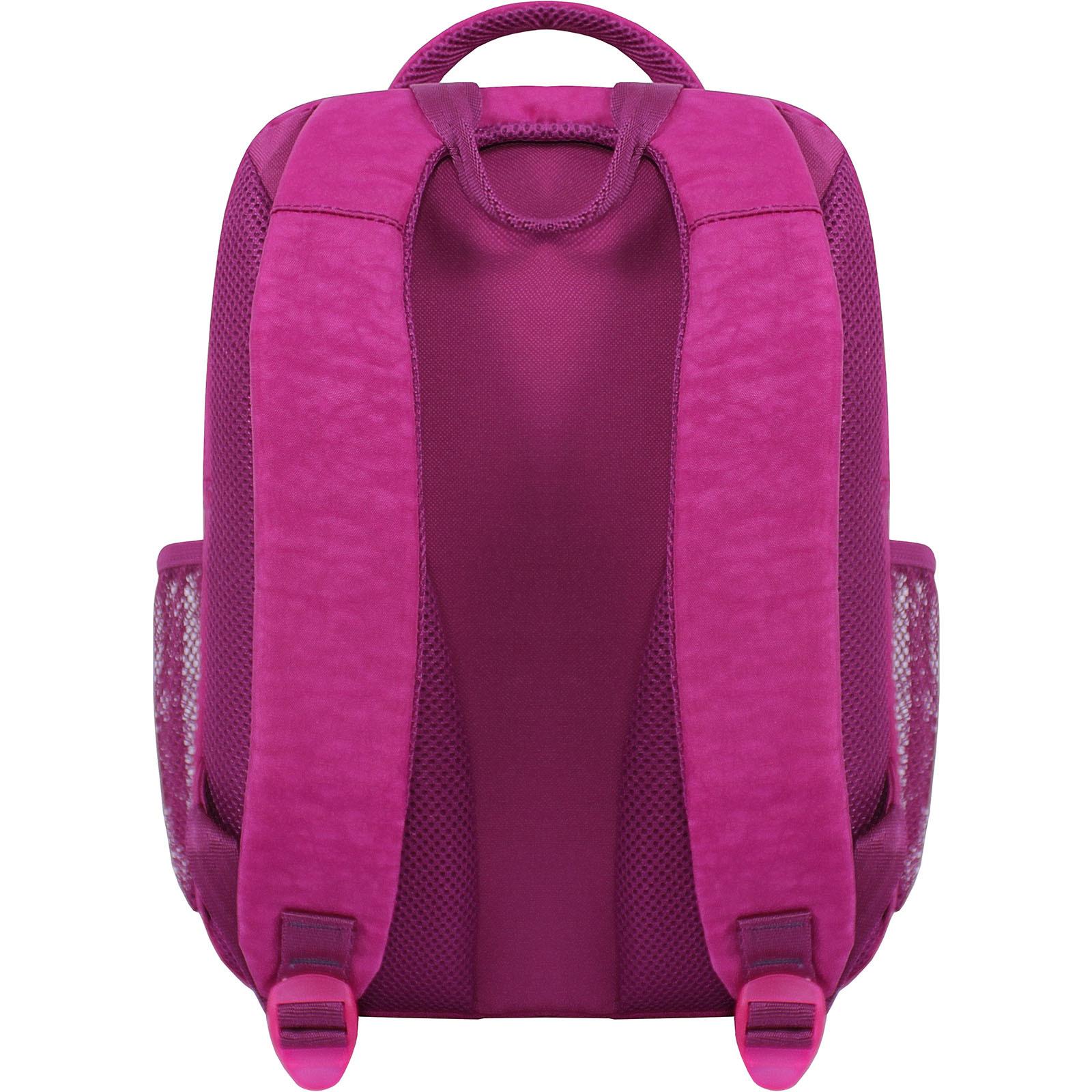 Рюкзак школьный Bagland Школьник 8 л. малиновый 617 (0012870) фото 3