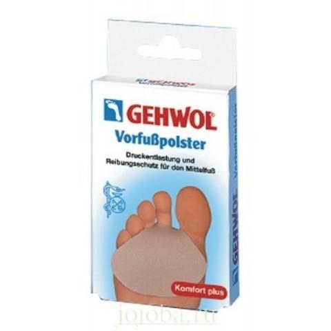Gehwol (Геволь) - Супинаторы Гель-полимер: Гель-подушечка под стопу (Vorfubpolster), 1шт