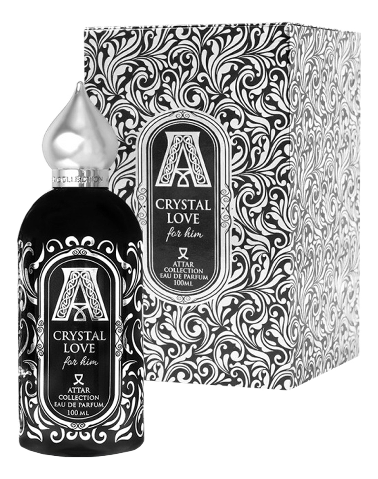 Attar Collection Crystal Love for Him EDP