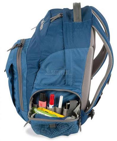 Картинка рюкзак городской Tatonka Kangaroo Bright Blue - 4