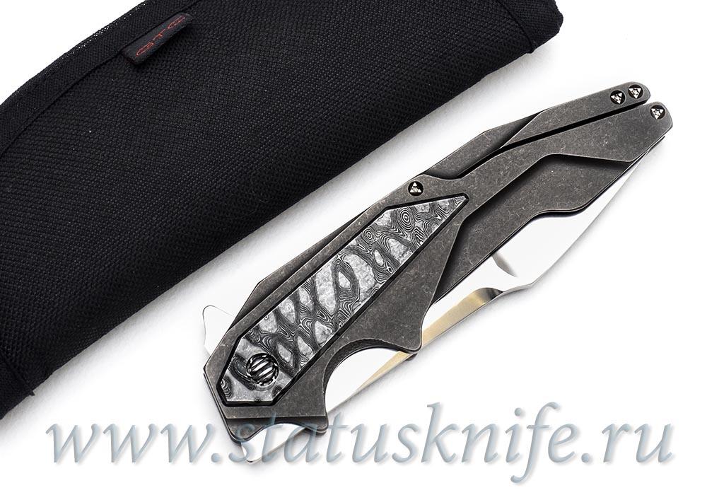 Нож GTC Gustavo Cecchini «Plasma» - фотография