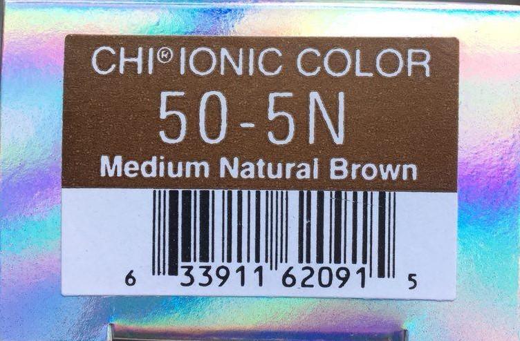 Крем-краска CHI Ионик 50-5 N 85 гр