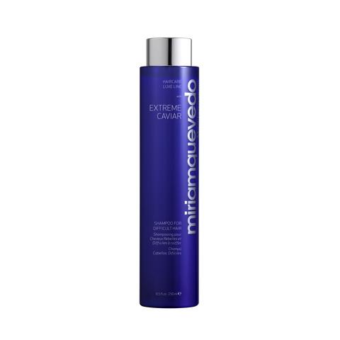Шампунь для непослушных волос с экстрактом черной икры / Miriamquevedo Extreme Caviar Shampoo for Difficult Hair