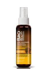 Спрей-термозащита для ослабленных  и поврежденных волос  с пептидами баобаба серии BAOBEAUTY 190 мл