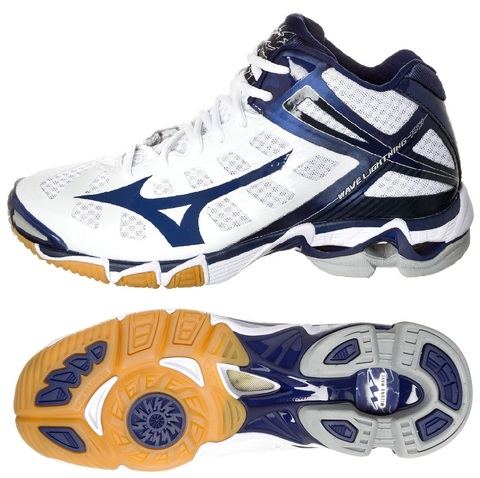 Кроссовки волейбольные высокие Mizuno Wave Lightning RX3 v1ga140714