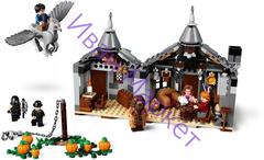 Гарри Поттер 11343 Хижина Хагрида: Спасение Клювокрыла ,520д Конструктор