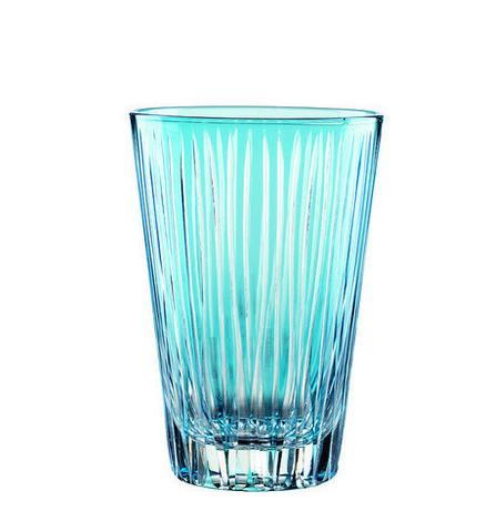 Набор из 2-х стаканов Nachtmann Sixties Lines Aqua, 360 мл