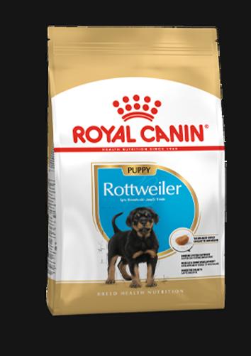 Royal Canin Корм для щенков собак породы ротвейлер, Royal Canin Rottweiler Puppy 39871200R0_1.png