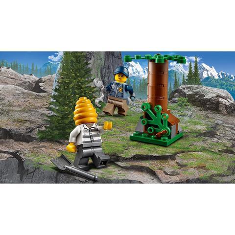 LEGO City: Убежище в горах 60171 — Mountain Fugitives — Лего Сити Город