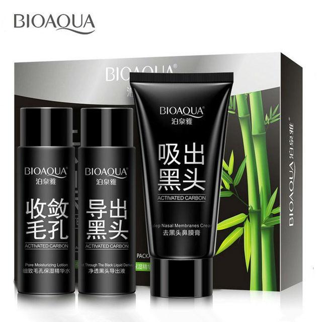 Косметика по уходу за кожей лица Черная маска Bioaqua 3в1 ba8accd5eba823ed18e2fbc0f90295c7.jpg