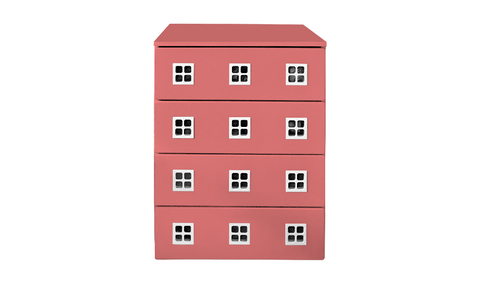 Комод для детской комнаты в стиле Амстердам