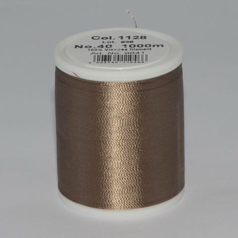 Madeira Rayon №40 1000м (col. 1128)