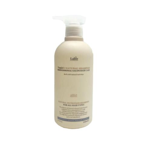 La'dor Шампунь с натуральными ингредиентами Triplex Natural Shampoo 530мл