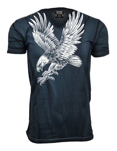 Футболка Big Eagle Rush Couture. Made in USA
