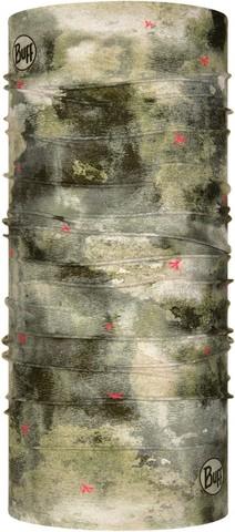 Бандана-труба летняя с защитой от насекомых Buff CoolNet Insect Shield Future Forest Green фото 1