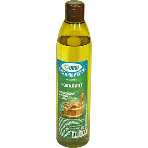 Ароматизатор на основе эфирного масла Эвкалипт