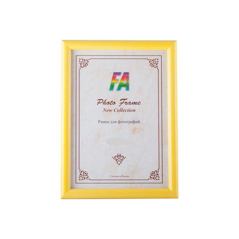 Фоторамка Радуга 30х40 Формат-А (желтый)