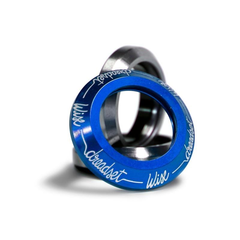 Рулевая Wise Dreadset Blue