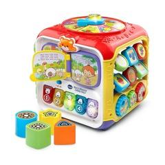 VTech Интерактивный многофункциональный куб «Играй и Учись» (80-183426)