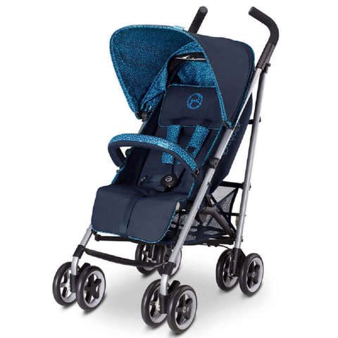 Прогулочная коляска Cybex Topaz Royal Blue