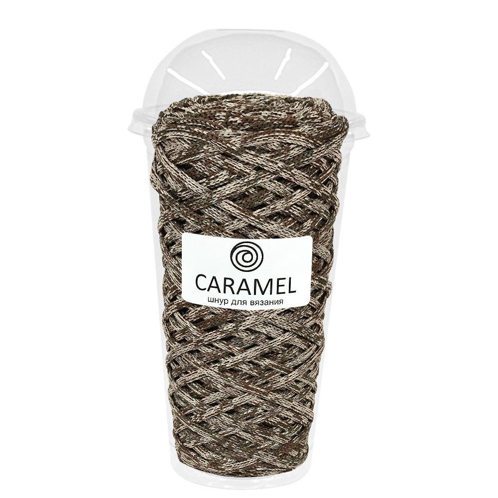 Плоский полиэфирный шнур Caramel Полиэфирный шнур Caramel Микс 5 микс_5.jpg