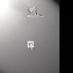 Встраиваемый смеситель для душа с душевым комплектом YPSILON K6618012 на 1 выход