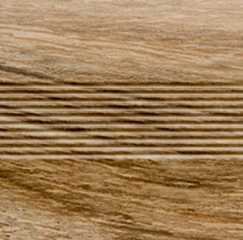 Русский профиль Кант полукруглый 40мм 0,9 дуб камелия