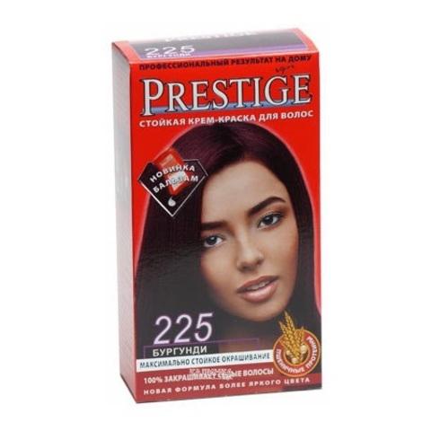 Краска для волос Prestige 225 - Бургунди, 50/50 мл.