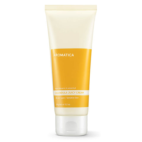 AROMATICA Крем с календулой Calendula Juicy Cream 150G