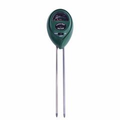 Измеритель кислотности (анализатор) почвы 3 в 1