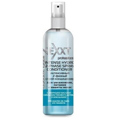 Интенсивный 2-фазный спрей-кондиционер для волос, NEXXT, 250 мл
