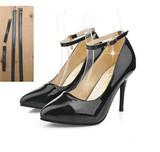 Фиксирующие ремешки-«антихлябы» для женских туфель