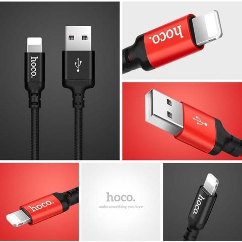 Купить кабель Lightning Hoco x14 в Перми