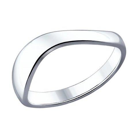 94011890 - Фаланговое кольцо из серебра