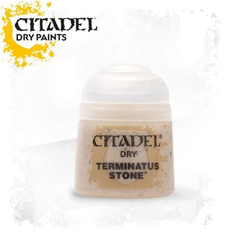 Краска Citadel Dry: Terminatus Stone