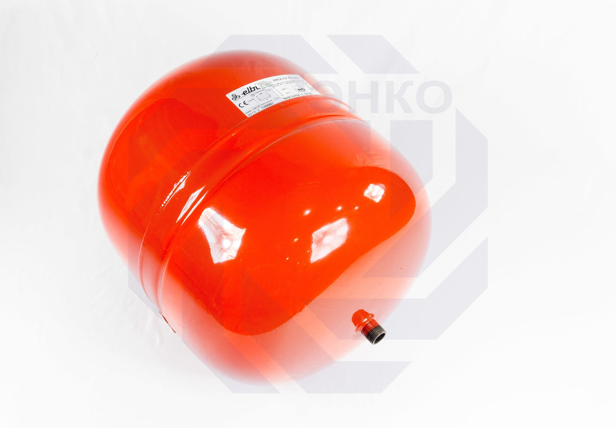 Бак расширительный ELBI ER 50 CE/p