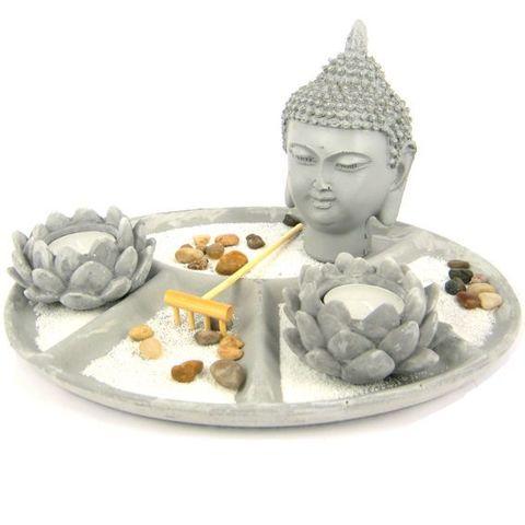 Сад Zen Будда, песок белый