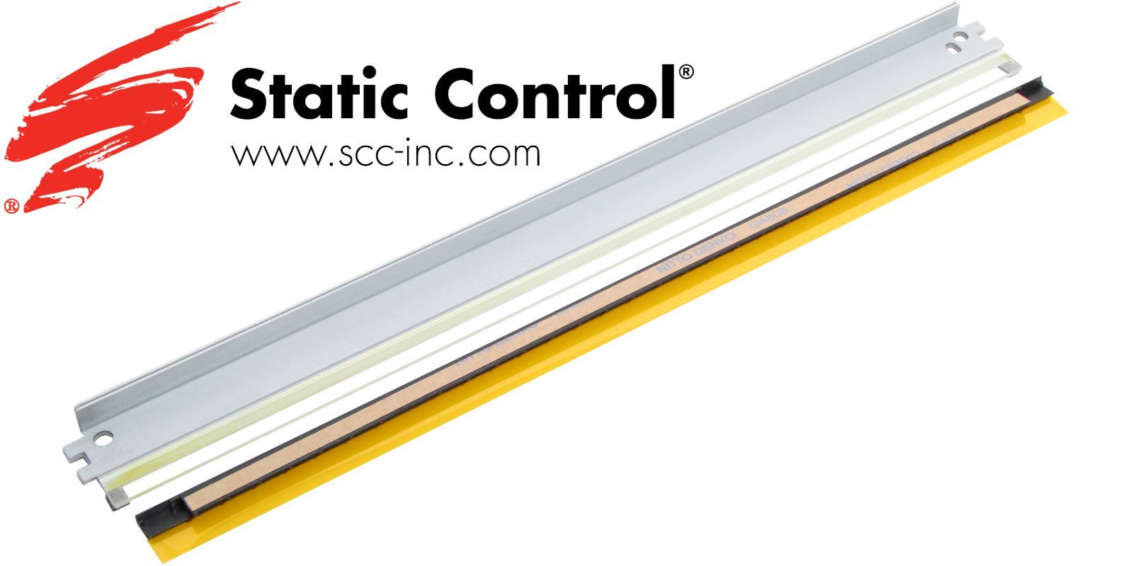 Ракель Static Control© WB CP5520 (H5525WBLD-10) Wiper Blade - чистящее лезвие.