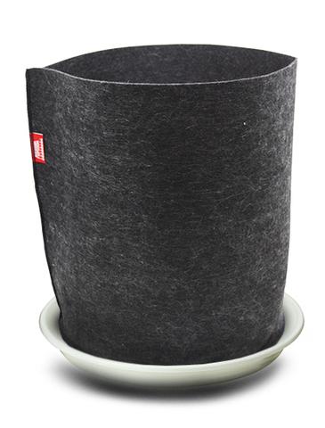 Текстильный мешок горшок 2,5 литра