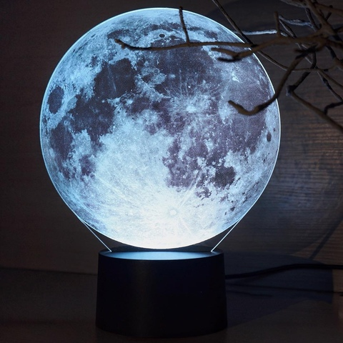 Ночник Луна